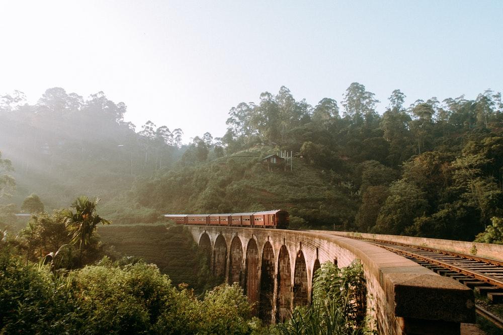 Railway in Sri Lanka