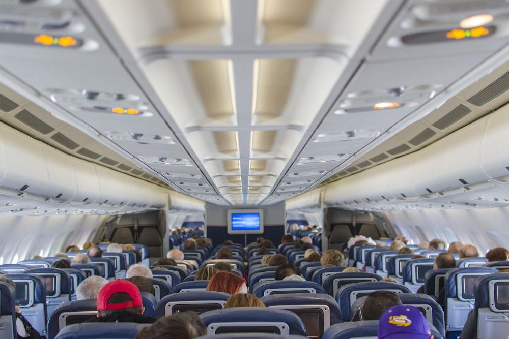 Airplane seats - Basic Economy