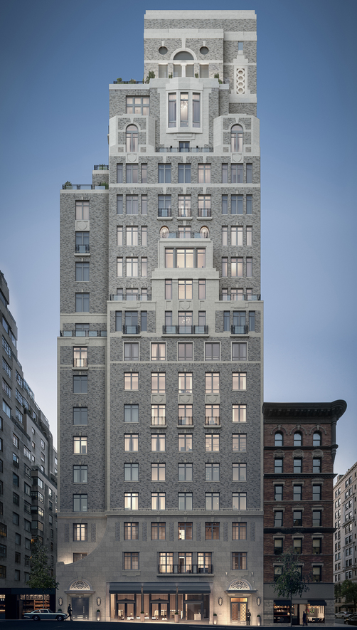 1228 Madison Avenue Building Photograph