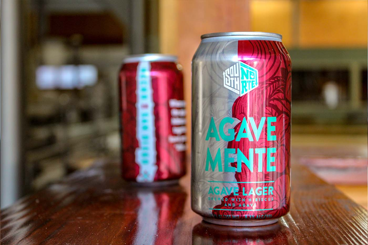 SOUTHNORTE ARTFULLY BLENDS CULTURES WITH NEW AGAVEMENTE BEER