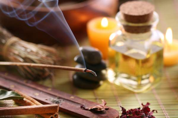 Aromatherapy can help reduce stress
