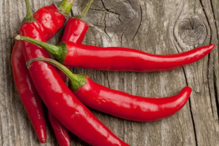 Red pepper capsaicin cream can help back pain.