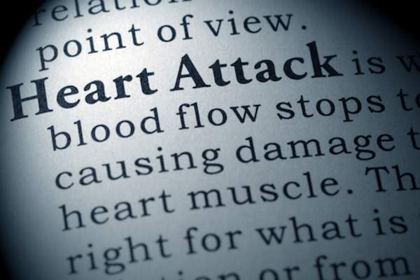 heart attack definition