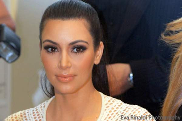 Kim Kardashian was diagnosed with psoriasis in 2011