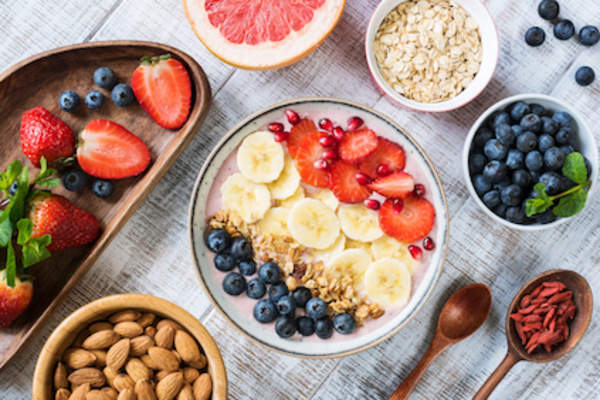 Health breakfast wont cure Crohn's but could help symptoms.