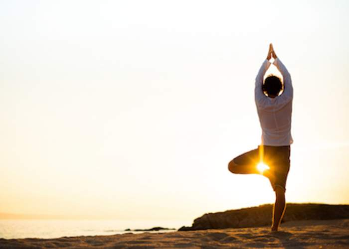 If stress seems to be a trigger for you, try yoga.