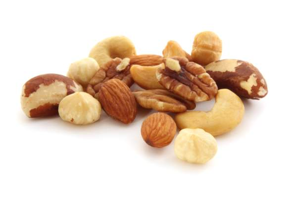 assorted nuts image