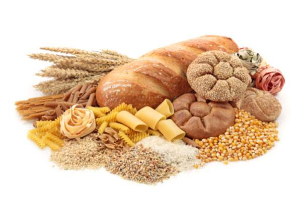 grains and wheat products