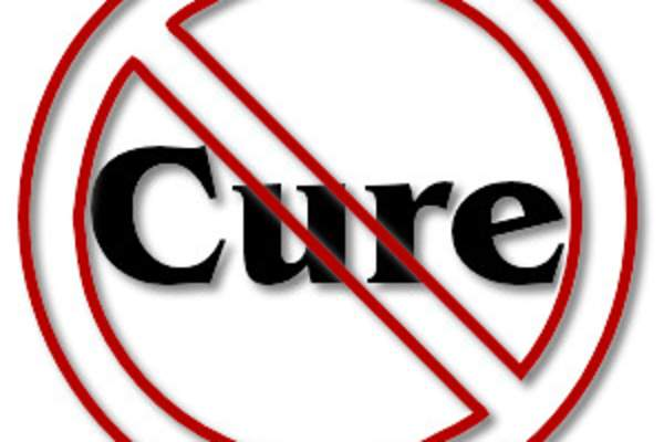Image result for NO cures!
