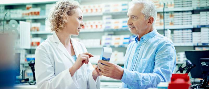 Pharmacists Can Help Reduce Heart Attack Risk