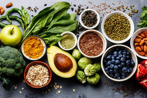 10 Superfoods For Type 2 Diabetes
