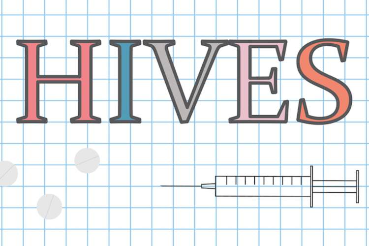 HIVES on graph paper