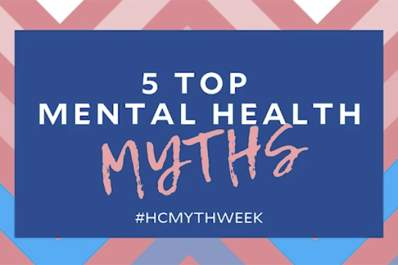 5 Top Mental Health Myths