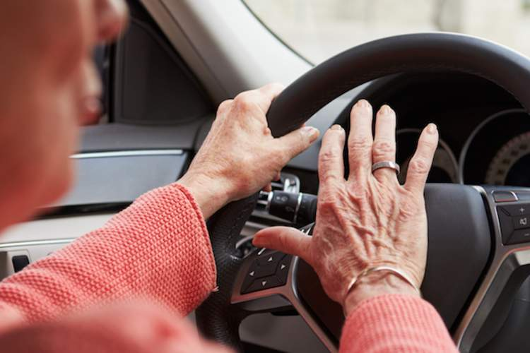 How to Be a Safer Senior Driver