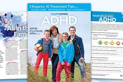 HealthCentral ADHD Guide 2019