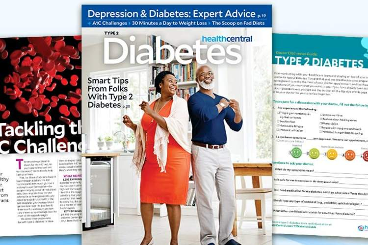 HealthCentral Type 2 Diabetes Guide 2019