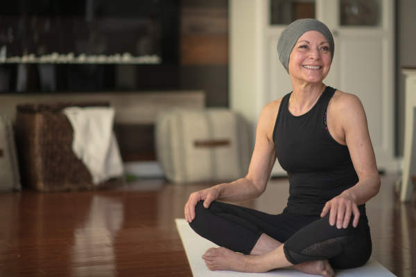cancer patient yoga