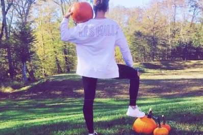 Pumpkin Fit.