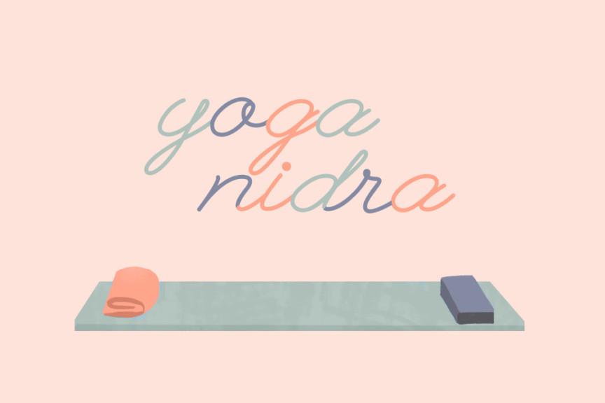 yoga nidra illo