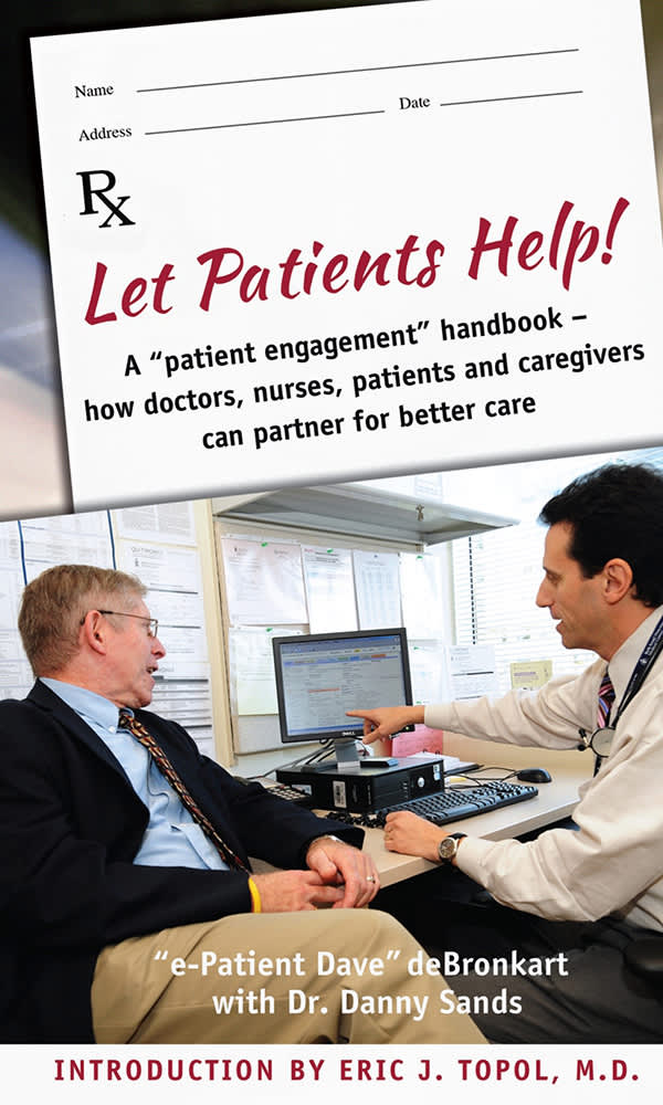 let patients help
