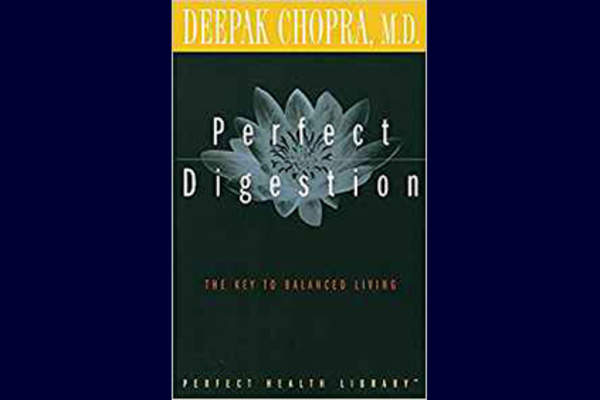 Perfect Digestion book cover.