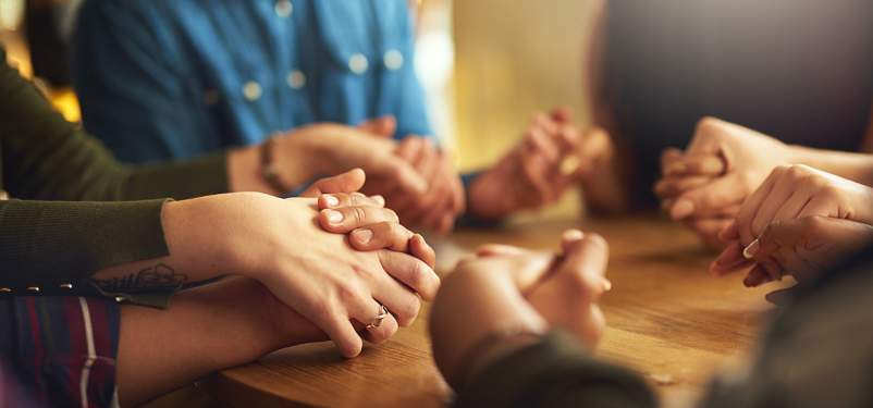 The Power of Prayer for Mental Health