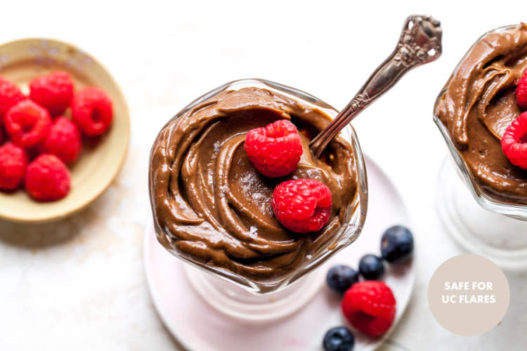 Chocolate-Avocado Mousse