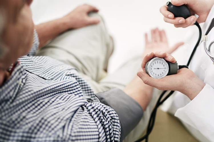 Higher Blood Pressure Target Linked to Greater Stroke Risk