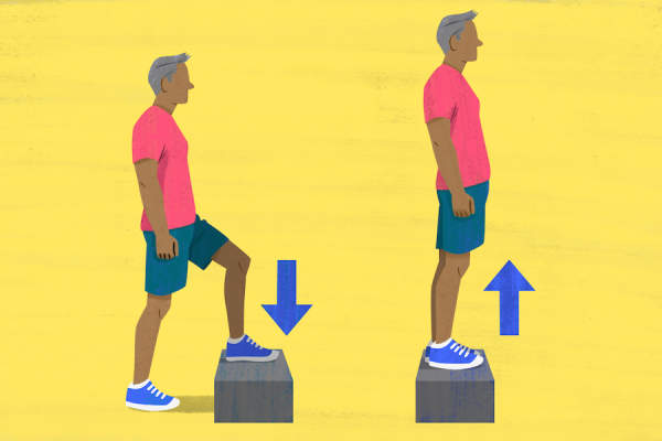 STEP UP-ms exercises