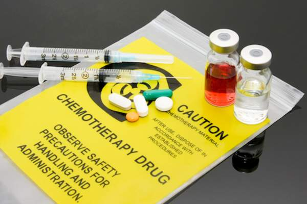 Chemotherapy drug combo