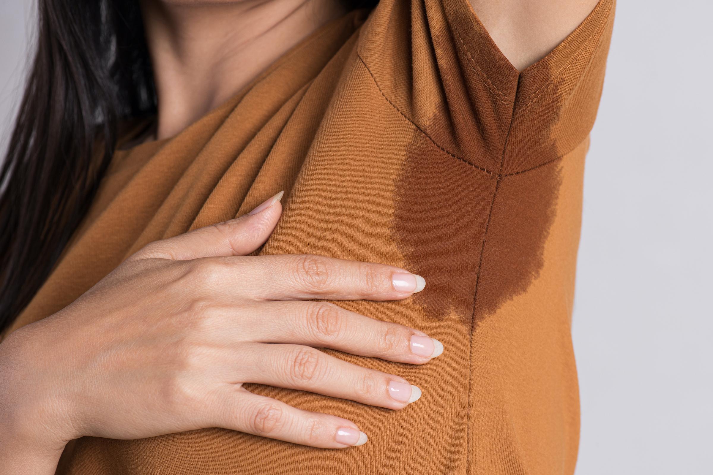What Causes Sweaty Hands Nivea