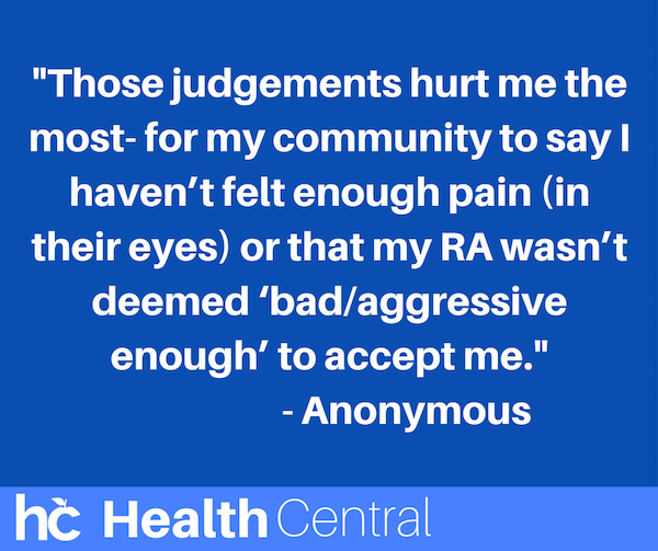 5-FINAL-Judgemental Comments Hurt: Not All RA Is The Same
