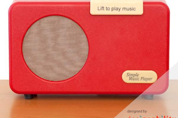 The Simple Music Player