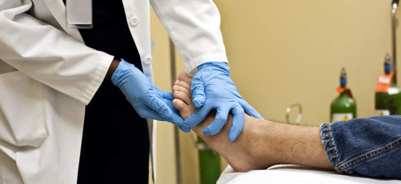 FDA Approves Treatment for Diabetic Foot Ulcers