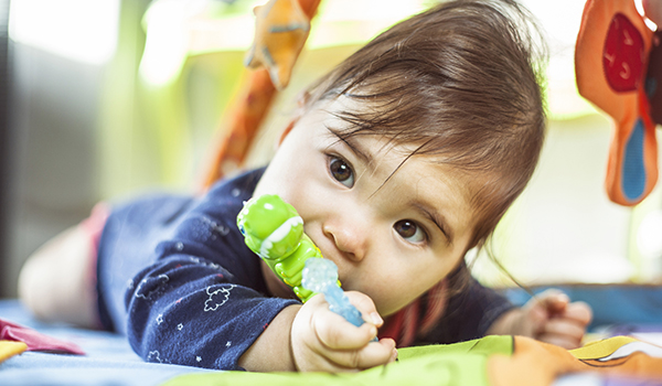 FDA Warns Against OTC Teething Products with Benzocaine