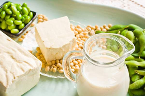 Soy Milk and Soybean Products