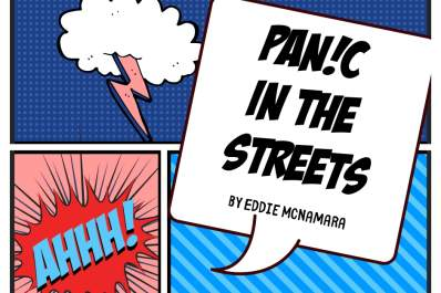 Panic in the streets graphic