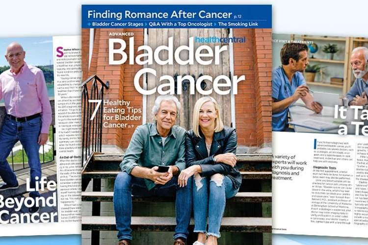 HealthCentral Advanced Bladder Cancer 2019