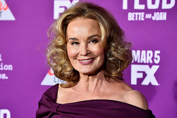 Actress Jessica Lange arrives at the Premiere of FX Network's 'Feud: Bette And Joan' at Grauman's Chinese Theatre.