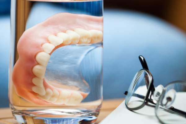 Dentures and glasses are deductible as medical expenses.