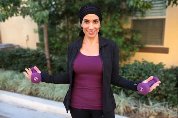 Tammy - Cancer and Exercise