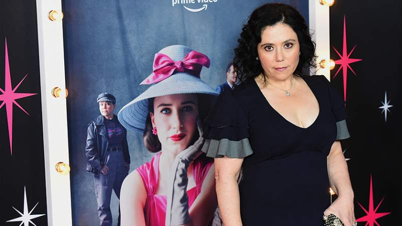 Actress Alex Borstein attends the 'The Marvelous Mrs. Maisel' New York Premiere at The Paris Theatre on November 29, 2018 in New York City.