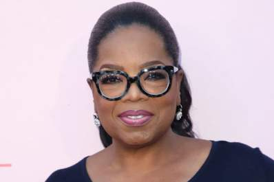 Actress Oprah Winfrey attends the premiere of OWN's 'Love Is_' at NeueHouse Hollywood on June 11, 2018 in Los Angeles, California.