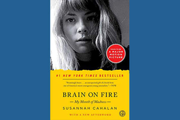 Brain on Fire book cover.
