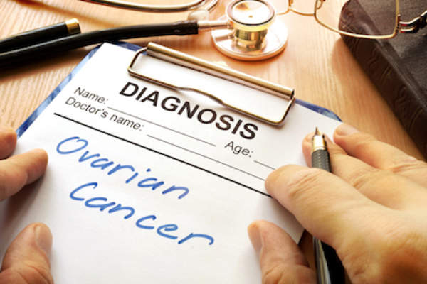 Diagnosis ovarian cancer