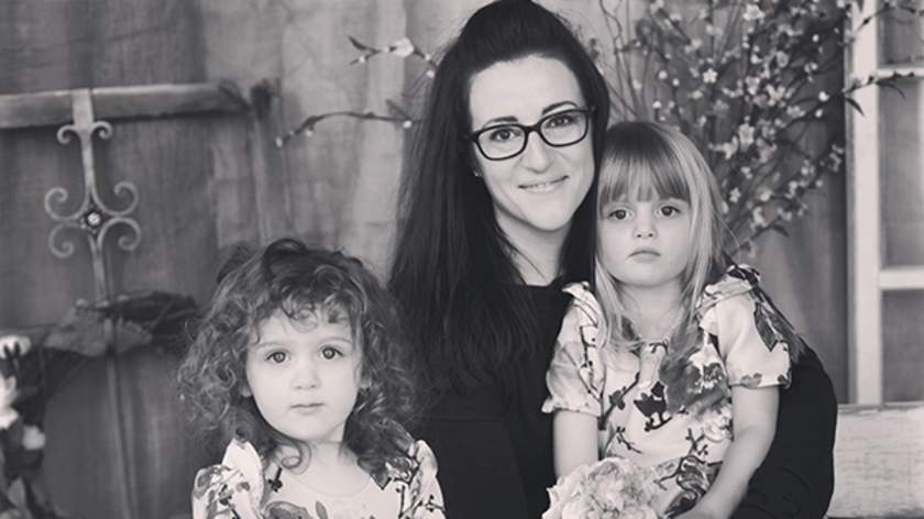 Ovarian Cancer Survivor Shares Diagnosis And Pregnancy Story