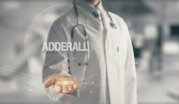 Doctor, adderall for ADHD