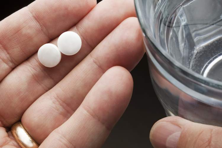 Aspirin Reduces Recurrent Stroke Risk