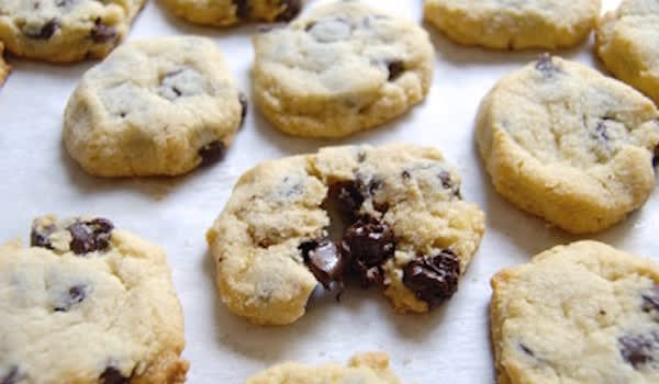 GF Chocolate Chip Cookies-6