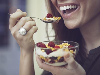 wpływ diety na zęby